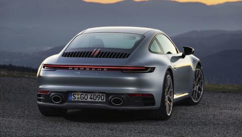 Der neue Porsche 911: Mit 450 PS noch stärker