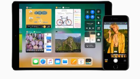 Die wichtigsten Features von iOS 11