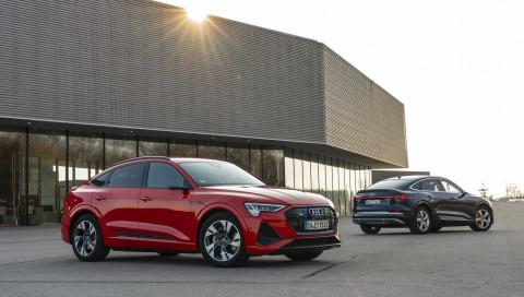 Audi e-tron Sportback – Zwei Neue aus Ingolstadt