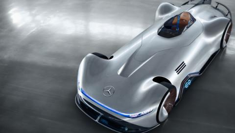 Weltpremiere: Mercedes zeigt den neuen Silberpfeil