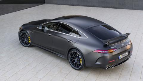 So viel kostet das AMG GT Viertürer-Coupe