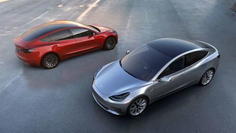 Das ist der neue Tesla Model 3