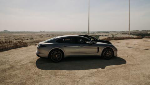 Mit 460 PS auf der Rennstrecke: Unterwegs im Porsche Panamera GTS