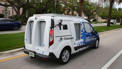 Ford will wissen, wie Menschen mit Selbstfahrlieferautos auskommen