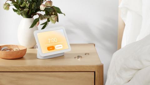Google Nest Hub (2. Generation): Smart-Display will jetzt für besseren Schlaf sorgen