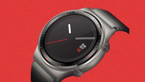 Huawei Watch GT 2 x Porsche Design: Diese Smartwatch ist ebenso aufregend wie luxuriös