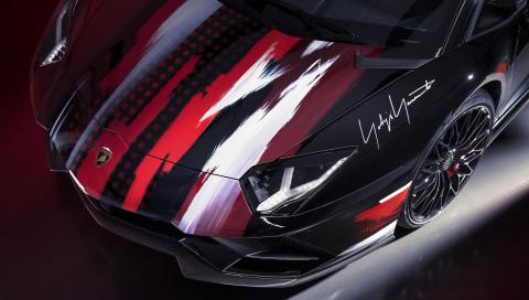 Lamborghini Aventador S: Im neuen Design fällt der Supersportler noch mehr auf