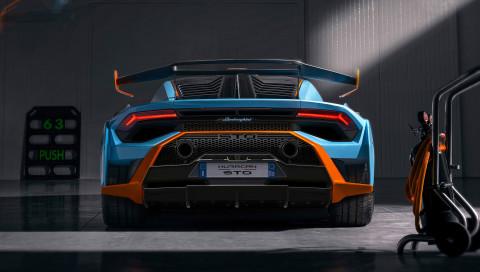 Lamborghini Huracán Super Trofeo Omologata: Der Rennwagen darf endlich auf die Straße