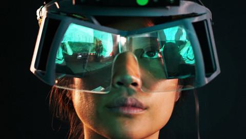 Mit der AR-Brille von Leap Motion kann die virtuelle Welt angefasst werden