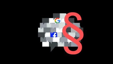 Von sinnvollen Regeln für Google und Facebook