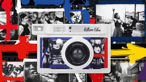 Lomography × William Klein: Mit dieser Sofortbildkamera stellen Sie die Welt auf den Kopf