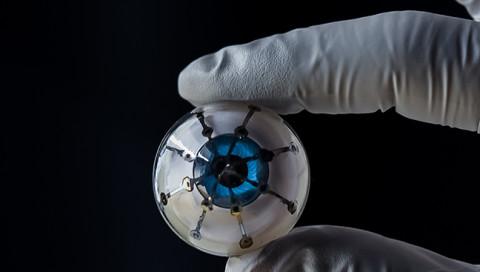 Mit Augen und Ohren aus einem Fleisch-3D-Drucker könnten wir übermenschliche Fähigkeiten bekommen