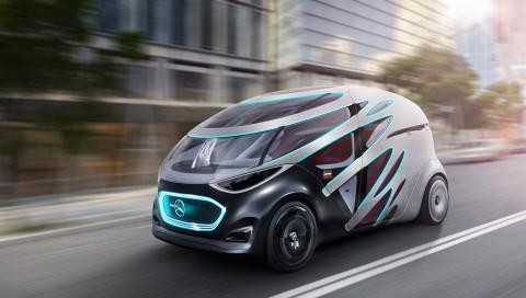 Mercedes hat ein Fahrzeug erdacht, das sich verwandeln kann