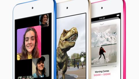 Apple: Nach vier Jahren bekommt der iPod touch ein Update