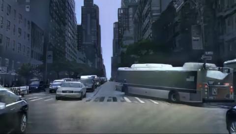 Diese Videospiel-Stadt wurde von einer Künstlichen Intelligenz erschaffen