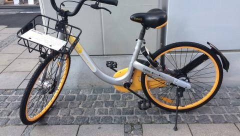 Der Bike-Sharing-Anbieter oBike ist abgetaucht!