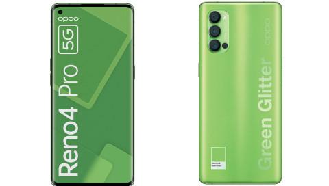 Oppo Reno4 Pro 5G: So sieht die Limited Edition des Smartphones aus