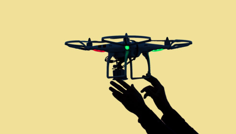 Die Feuerwehr in Hessen setzt verstärkt Drohnen ein