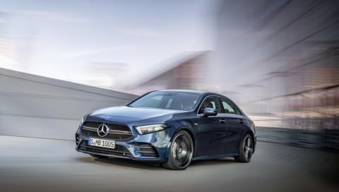 Der neue Einsteiger-AMG: Mercedes zeigt den A35