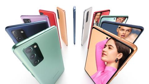 Samsung Galaxy S21: Leak zeigt Teaser zum neuen Smartphone