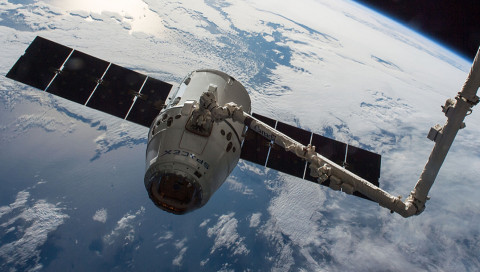 SpaceX will recycelte Geschichte schreiben