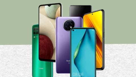 Die 10 besten Smartphones für unter 300 Euro: Hier stimmen Leistung und Preis!