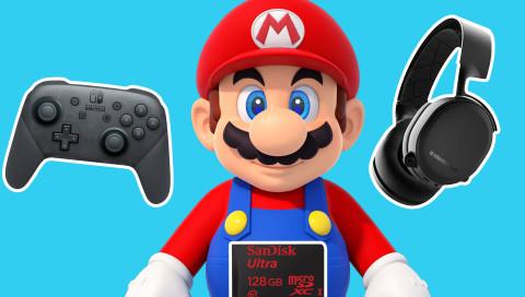 Das beste Zubehör für die Nintendo Switch