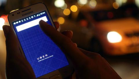 Die Uber-App konnte iPhone-Bildschirme aufzeichnen
