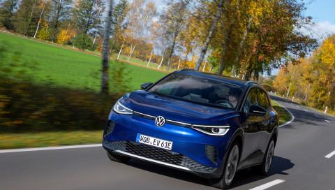 VW ID.4: Das neueste E-Mobil von Volkswagen im GQ-Test