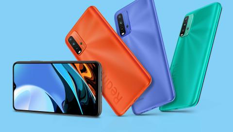 Xiaomi: Neue Smartphones mit großem Akku und starker Kamera – für unter 200 Euro!