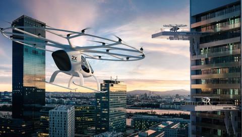 25 Millionen Euro für den Volocopter aus Bruchsal