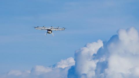Kommt das Lufttaxi der Zukunft aus Karlsruhe?