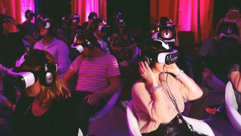 In Amsterdam eröffnet das erste Virtual-Reality-Kino der Welt