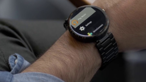 Fuchteln statt Berühren: Die Smartwatch nur mit Gesten steuern