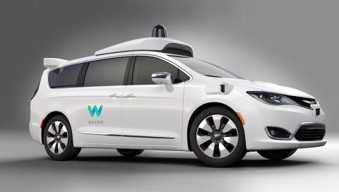 Das neue Google Car ist ein selbstfahrender Familien-Van