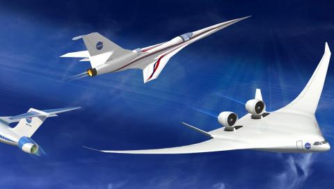 Die NASA will ihr X-Plane-Programm wiederbeleben