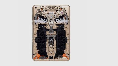 Xiaomi und Hasbro verwandeln ein Tablet zum Transformer