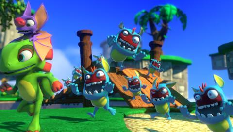 """Yooka-Laylee"", ""Bloodstained"" & Co.: Diese zehn Kickstarter-Games retten euer Lieblingsgenre!"