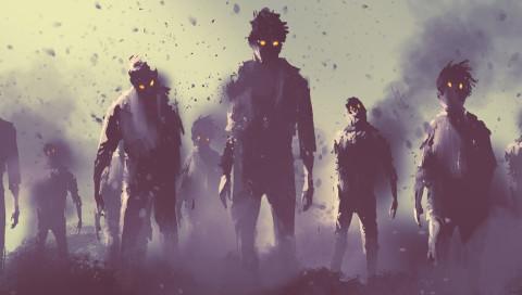 So deprimierend kurz würden wir die Zombie-Apokalypse überleben