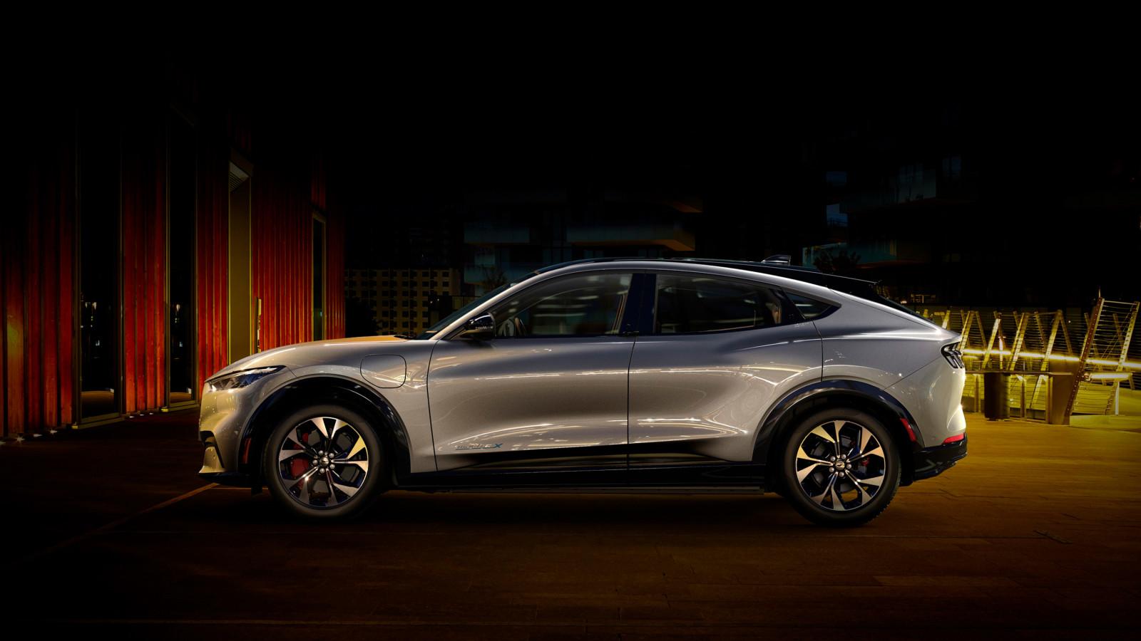 Ford Mustang Mach-E im Test: So viel Mustang steckt im elektrischen SUV-Hengst