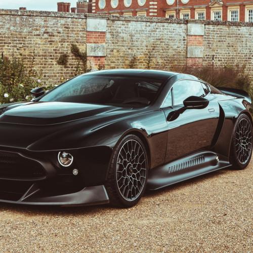 Aston Martin Victor Dieses Auto Gibt Es Nur Einmal Auf Der Welt Auto Und Technik Gq