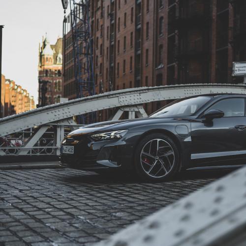 Fahrbericht Audi RS e-tron GT: Das kann der Audi-Porsche