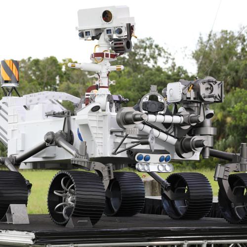 "NASA setzt bei Mars-Rover ""Perseverance"" auf Apple-Technik"