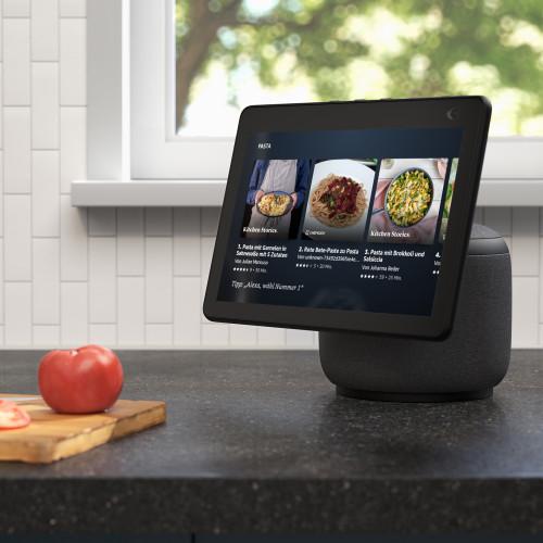 Amazon Echo Show 10: So wird der Smart Speaker zur Videokamera