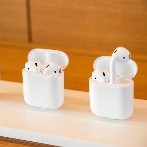 Apple-Schnäppchen : AirPods 2 bei Aldi: Mit diesem Preis schlägt der Discounter sogar Amazon