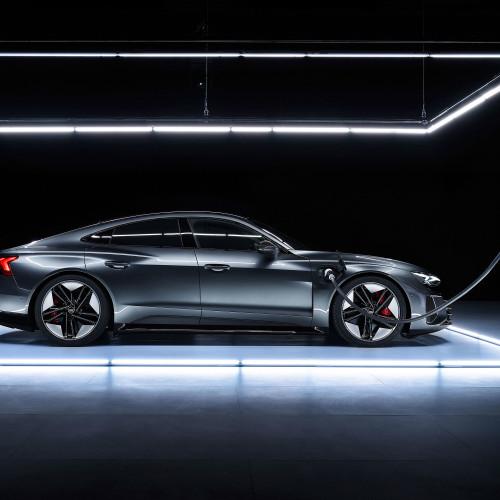 Audi e-tron GT (2021): Alles zu Preis, Leistung, Reichweite!