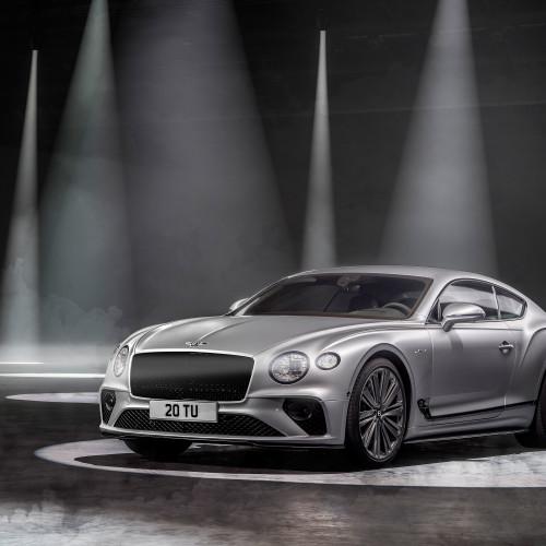 Bentley Continental GT Speed: Neues Luxus-Coupé schafft 335 km/h