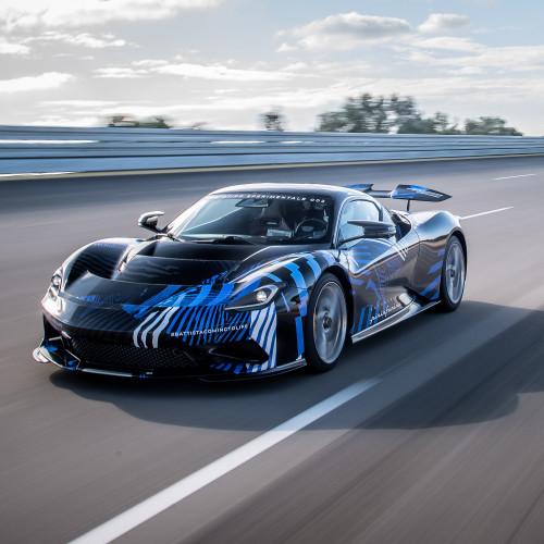 Elektrischer Supersportwagen : Pininfarina Battista: Dieses Hypercar ist stärker als jeder Bugatti und teurer als ein Bentley