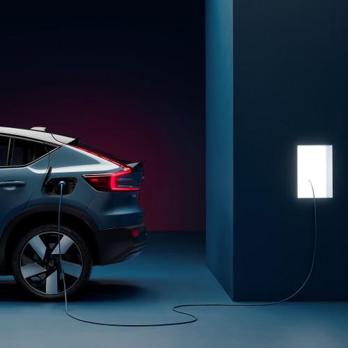 Volvo C40 Recharge: Dieses E-SUV schreit nach Sportlichkeit