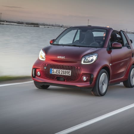 Elektromobilität : Offene Stromer: 5 E-Cabrios für den Sommer